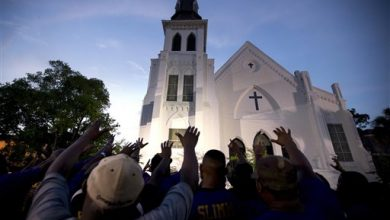 Photo of Investigators Probe Fires At 6 Black Churches In 5 Southern States