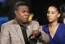 Photo of Tracy Morgan Marries Megan Wollover