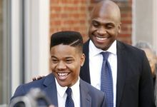 Photo of Charges Dropped Against Student Whose Arrest Sparked Outrage