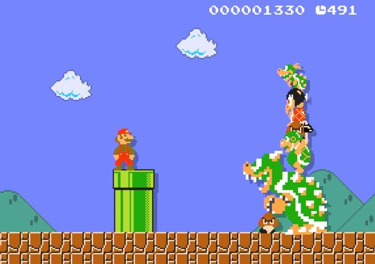 Photo of What It's Like to Make a 'Super Mario' Level