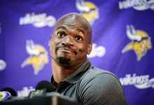 Photo of Peterson 'Feels Good to be Back in the Building'