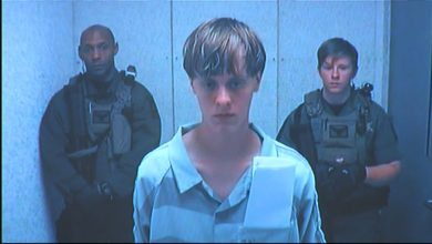 Photo of Roof Appears on 9 Murder Counts; Charleston Seeks Unity