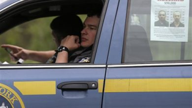 Photo of Search for Escaped Convicts from New York Prison Enters Seventh Day