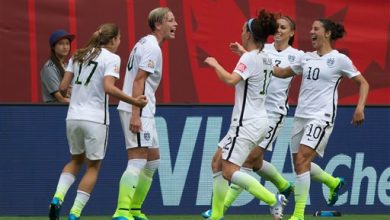 Photo of Wambach's Goal Gives US a 1-0 Win Over Nigeria