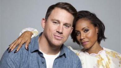 Photo of Jada Pinkett Smith on Being the Feminist Force of 'Magic Mike XXL'