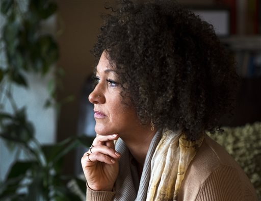 Photo of Rachel Dolezal Works as Black Hair Stylist After Losing Job as African Studies Professor Amid Racial Identity Controversy