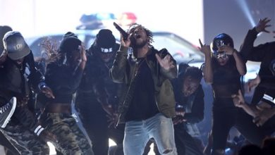 Photo of Kendrick Lamar Wins Hip-Hop's 1st Pulitzer Prize