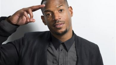 Photo of Marlon Wayans' Christian Grey Will Be Shady and a Bad Lover