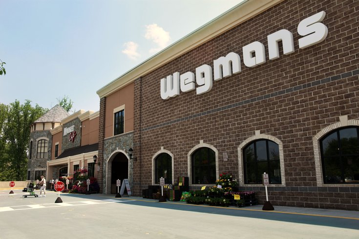 A Wegmans grocery store in Fairfax, Va. (Jacquelyn Martin/AP Photo)