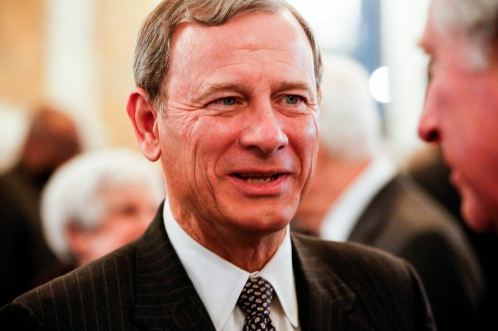 Chief Justice John G. Roberts Jr. (Andrew Harnik/AP)