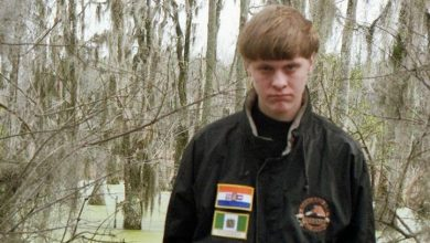 Photo of Charleston Shooting Suspect: White Supremacy Patches, Confederate Flag, Drug Arrest