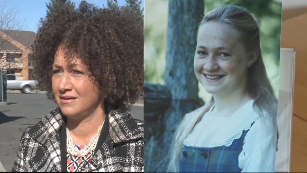 Rachel Dolezal (Courtesy of Twitter)