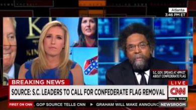 Photo of Cornel West on Obama: 'The First Black President Has Become The First Niggerized Black President'