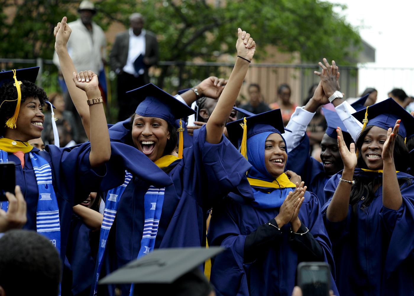 Photo of Black Graduates Face a Tough Job Market