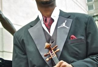 Photo of Lee England Jr., the Soul Violinist, Set to Perform at Geffen Playhouse Fundraiser