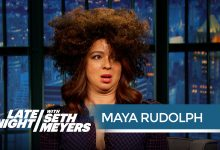 Photo of Maya Rudolph Finally Offers Up the Rachel Dolezal Impression Everyone Has Been Asking Her for