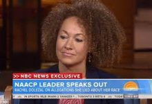 Photo of Whites Don't Have to Pretend to Be Black to Lead an NAACP Chapter