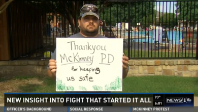 Photo of Twitter Mercilessly Mocks McKinney Cop Defender with #SeanToon911