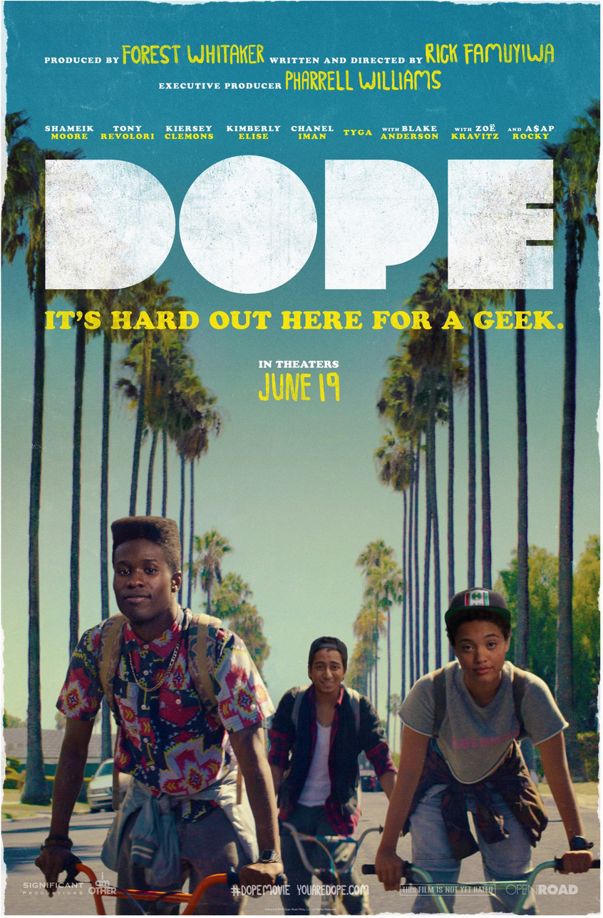 Photo of 'Dope' Revisits the 'Hood, With Joy and Wit