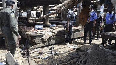 Photo of Boko Haram Attack on Northern Nigerian City Kills 20