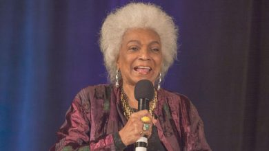 Photo of 'Star Trek' Icon Nichelle Nichols is Recovering from a Mild Stroke