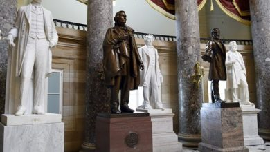 Photo of US Capitol's Confederate Statues Prompt Renewed Debate
