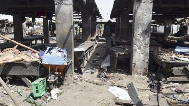 Photo of Suicide Bombs Rip Through Nigerian Marketplace Killing 29
