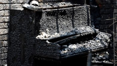 Photo of Federal Officials Investigate Recent Fires at Black Churches