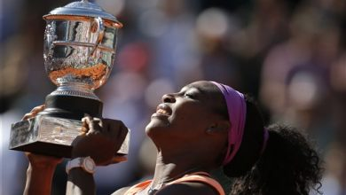 Photo of After This French Open Title, Anything is Possible for Serena Williams