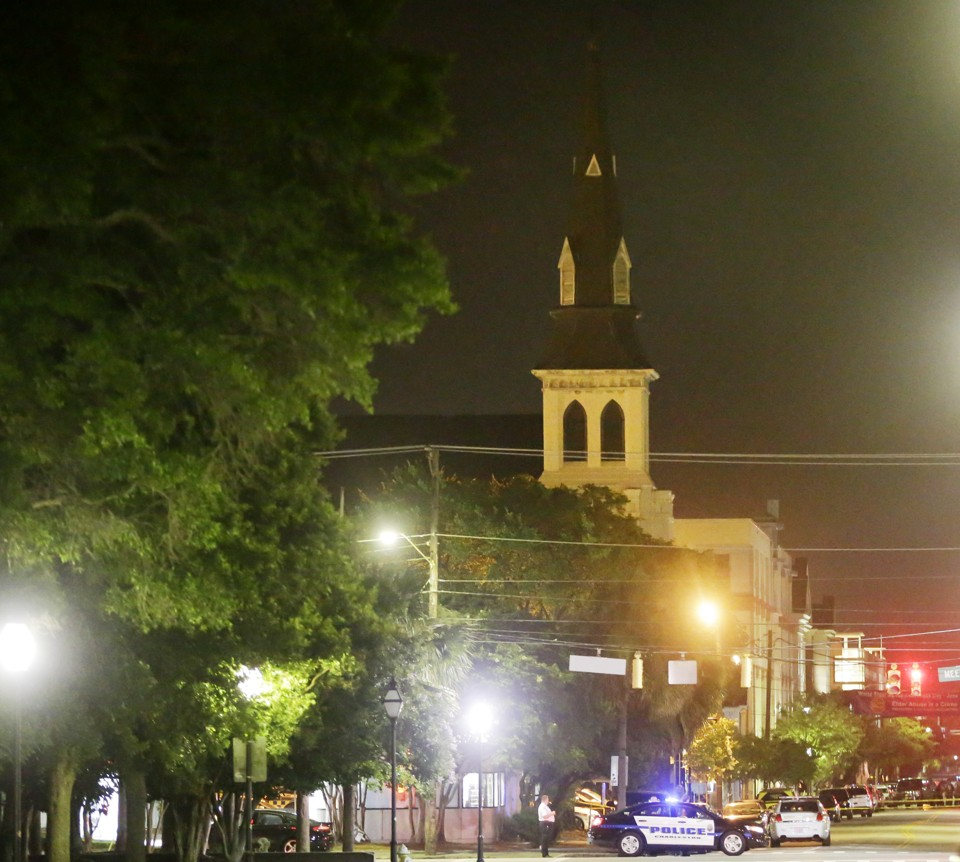 Emanuel African Methodist Episcopal Church (David Goldman/AP Photo)