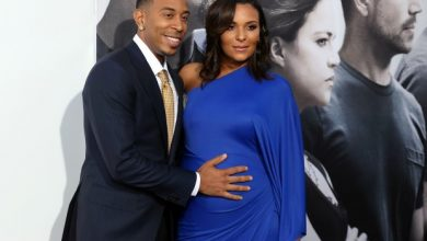 Photo of Ludacris, Wife Eudoxie Welcome Baby Girl