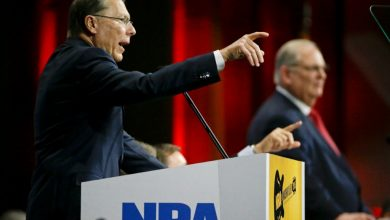 Photo of NRA Board Member Blames Charleston Victim For His Own Death