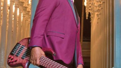 Photo of Andrew Gouché: God's Bass Man Releases Debut Album