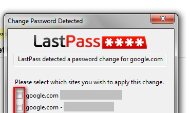 Photo of Password Service Warns Users to Change Their, Yep, Passwords