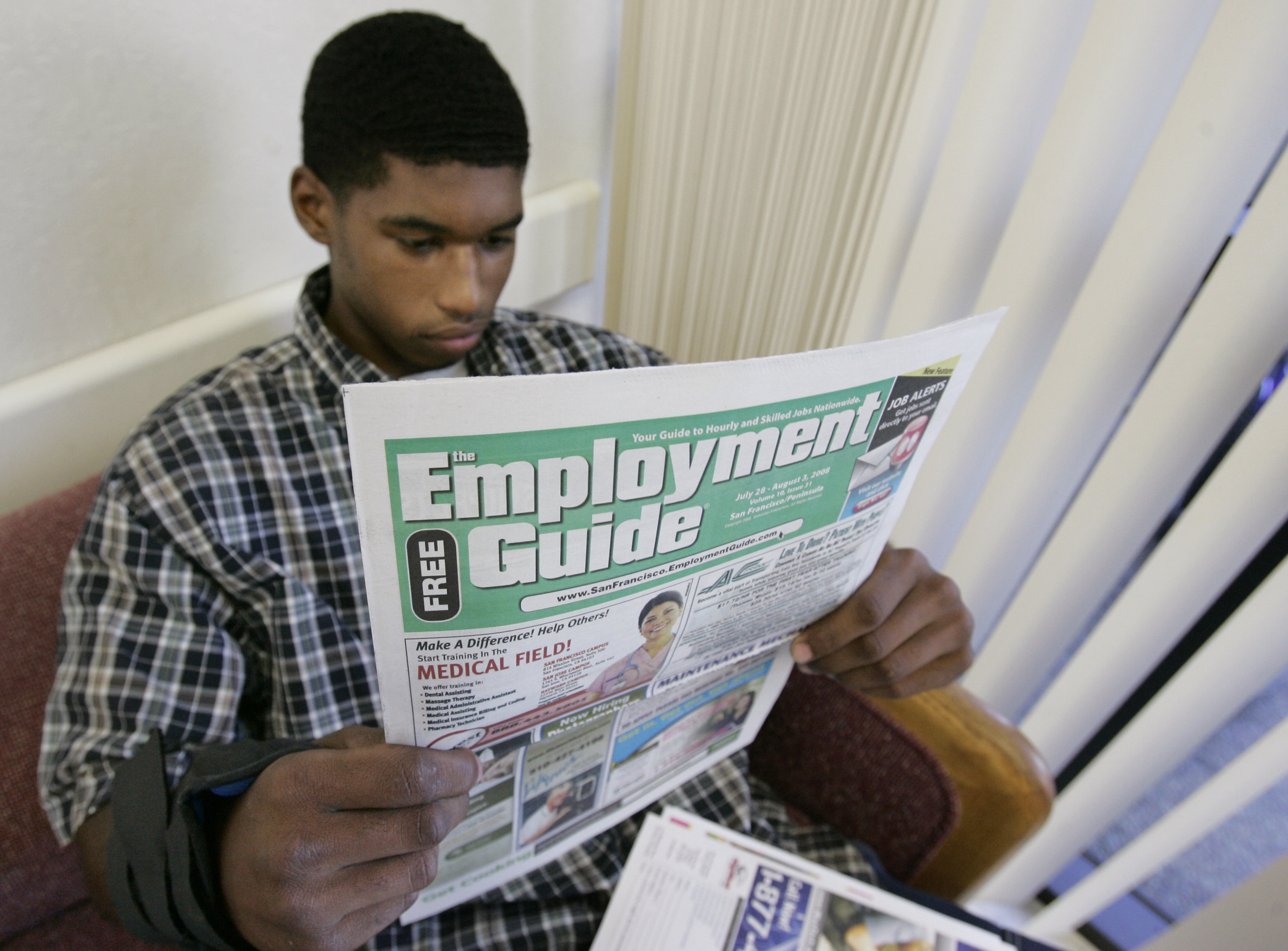 Photo of Black Unemployment Rate Falls for the Wrong Reasons
