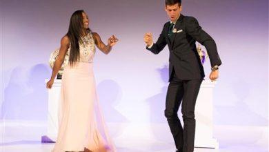 Photo of Serena Williams and Novak Djokovic Danced Up a Storm at Wimbledon Champions' Ball