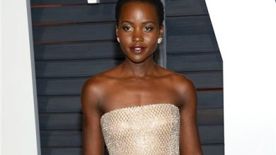 Photo of Lupita Nyong'o Details Alleged Harassment by Harvey Weinstein