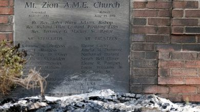 Photo of Official: Fire at South Carolina Black Church Wasn't Arson