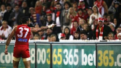 Photo of AFL Taunts at Adam Goodes Reignite Racism Row