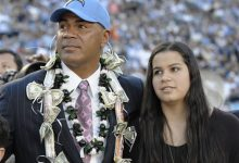 Photo of Daughter Won't Present Junior Seau from Stage at Induction Due to Hall Policy