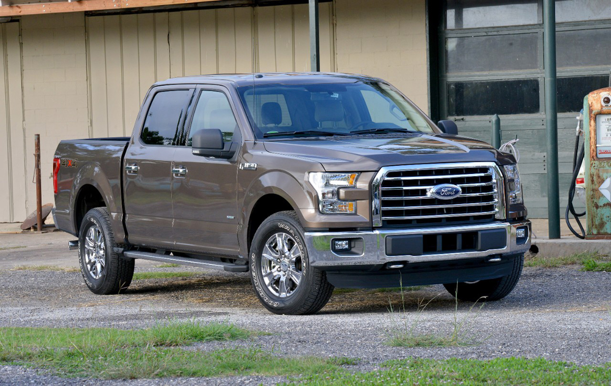 Photo of Car Review: 2015 Ford F-150 4X4 Supercab