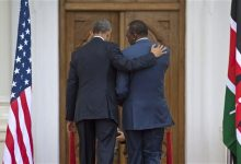 Photo of Obama Lectures Kenyan President on Gay Rights, Promises Counter Terrorism Action in East Africa