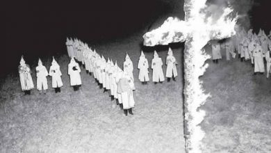 Photo of Ku Klux Klan Fliers Show Up in South Carolina Neighborhood