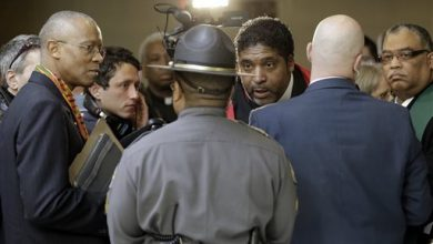 Photo of Moral Monday Leader Inspires Protests, Arrests and Action