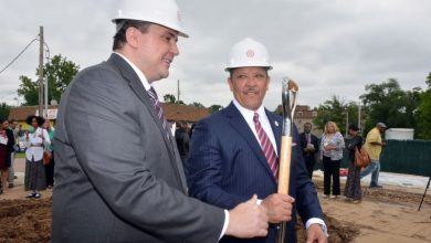 Photo of Urban League Breaks Ground at Burnt-Out QuikTrip Site