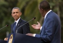 Photo of In Kenya, Obama Blends Blunt Messages with Warm Reflections