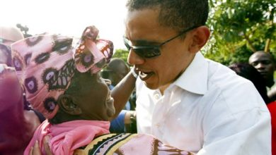 Photo of Obama and Kenya: 1st Trip to Father's Homeland as President