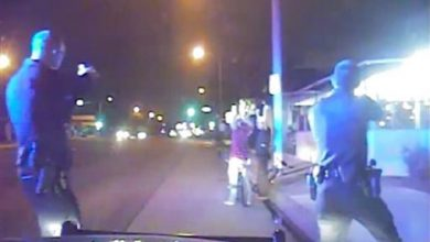 Photo of Video Released Shows Police Killing Unarmed Man in LA Suburb