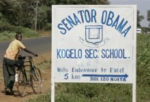 Photo of Obama Faces Political Minefield During Kenyan 'Homecoming'