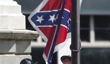 Photo of After 54 Years, Confederate Flag Removed from Statehouse